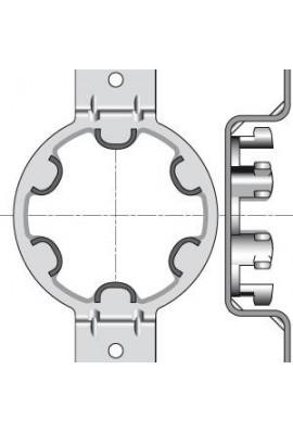 Somfy support moteur diam.50 omega caisson Pastival, SPPF (so 9410717)