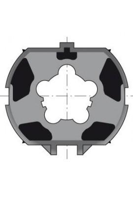 Somfy roue pour diamètre 50/60 ZF 80 (so 9420302)
