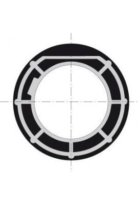 Somfy couronne LT 50/60 tube Mischler 100/102x2 (so 9420370)