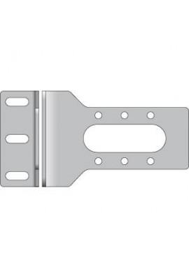 SOMFY Equerre fixation mur ou plafond LT50/LT60 (9420604)