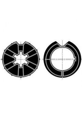 Somfy roue couronne pour moteur ø40 tube Madopron ø48 (so 9500335)