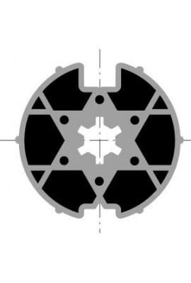 Somfy (x10) roue LS 40 Welser 63 (so 9500341)