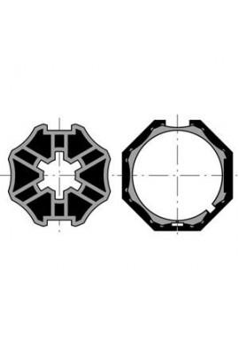 Somfy roue et couronne LS 40 tube Deprat octo diam 40 (so 9500387)