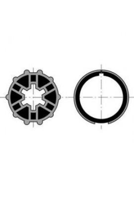 Somfy roue et couronne pour moteur diam.40 tube diam.40x1 (so 9500400)