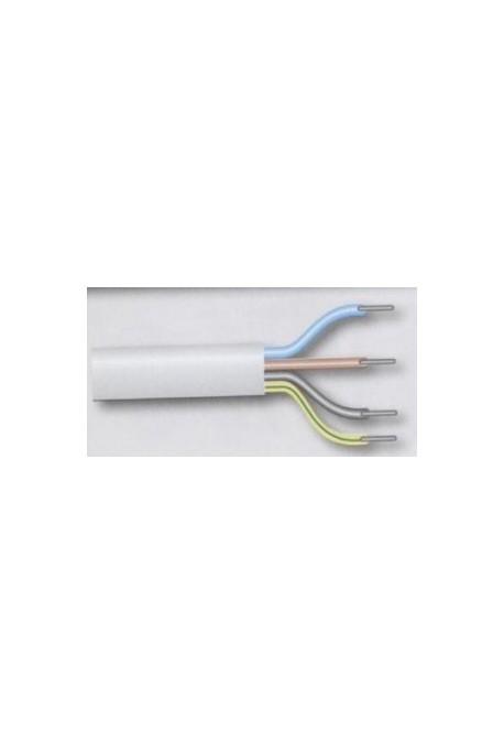 SOMFY Câble blanc 4x1,5 rouleau 50m (SO 9686016)