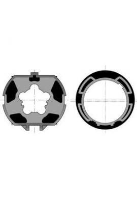 Somfy couronne LT 60 Heroal octo 125 (so 9701069)