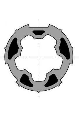 Somfy roue moteur diam.50 tube Ates diam.57 (so 9705287)