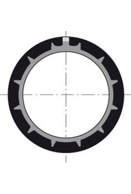 Somfy couronne LT 50 tube Mischler diam 60 (so 9707033)