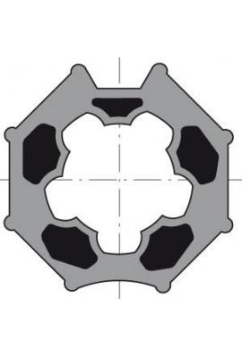Somfy roue de moteur 50 tube Deprat octo 60 Selve dohner (so 9751001)