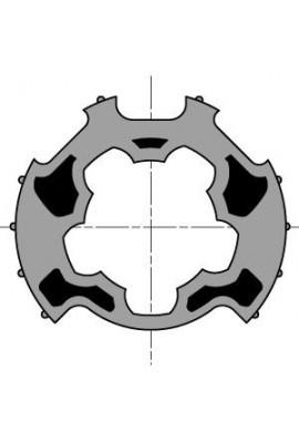 Somfy roue moteur diam.50 tube madopron diam.64,6 (so 9751002)