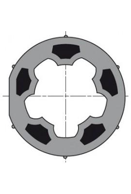 Somfy roue LT 50 tube Mischler diam 60 (so 9751013)