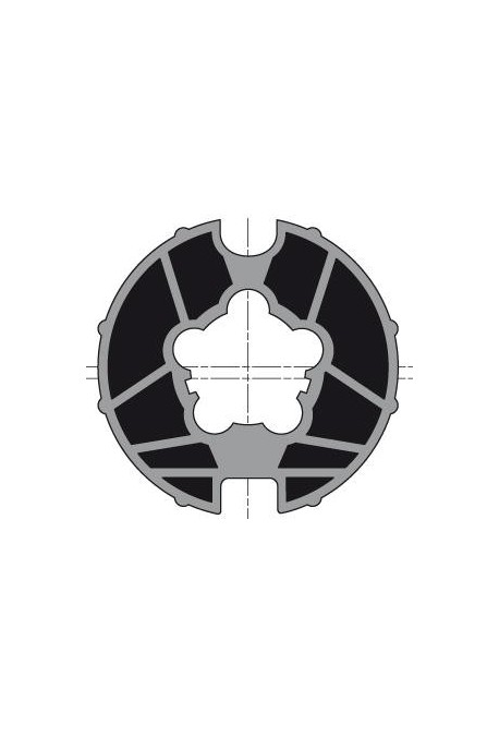 Somfy Roue moteur diam.60 tube diam.78 goutte diam.12 (so 9761004)