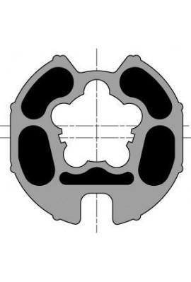 Somfy roue LT 60 tube 78 à goutte14 mm maxi (so 9761005)