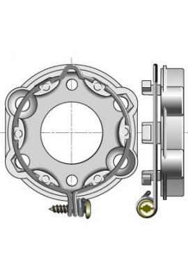 SOMFY Support Universel LT50/LT60 - anneau verrouillable (SO 9910007)