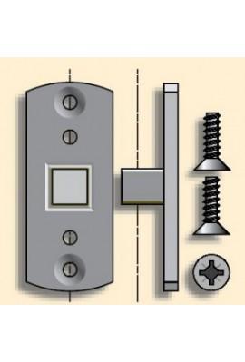 Somfy Carré rapporté de 10 mm pour moteur diam.50 (so 9910014)