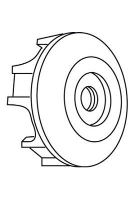 Somfy kit Stop roue pour moteur diamètre 60mm (so 9910062)