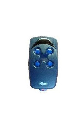 NICE Emetteur FLO 1 fonctions (NI FLO1) Compatible avec Nice VERY VE, FLO2, FLO4