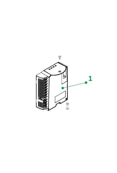 Somfy boitier electronique RTR pour Passeo 600-630-650 (so 9015098)