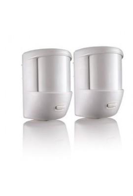Somfy alarme : lot de 2 détecteurs de mouvement (so 1875138)