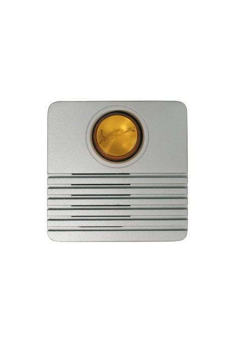 Somfy alarme : Sirène extérieure avec flash (so 2400935)