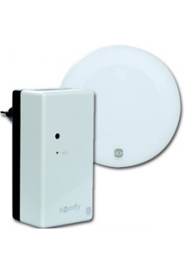 Somfy capteur soleil Sunis wirefree io avec interface (so 1820003)