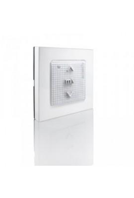 Somfy Point de commande Smoove origin RTS blanc (so 1810880) prix dégressif - commande murale radio 1 canal bouton mécanique