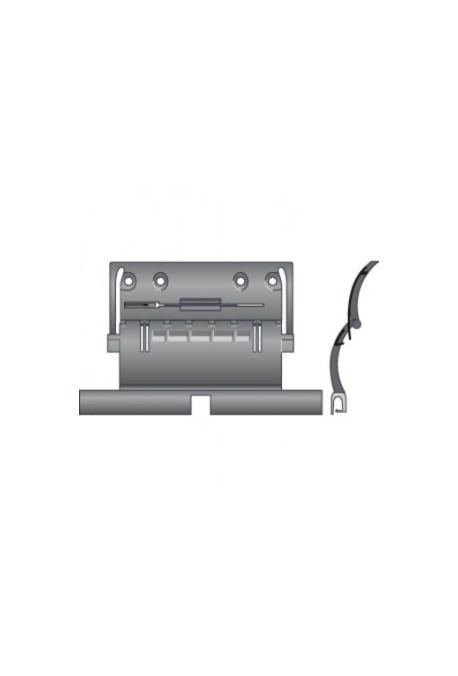 somfy attache rigide de tablier de volet roulant zf 1 maillon pour lames de 14 mm so 9410806. Black Bedroom Furniture Sets. Home Design Ideas