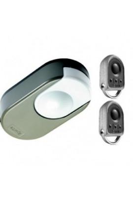 Somfy motorisation portes de garage Dexxo pro 800 IO : Tête moteur + 2 télécommande keygo io (so 1216326) Une motorisation pour