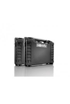 Somfy kit d'alimentation batteries solarset porte de garage (so 9015858)