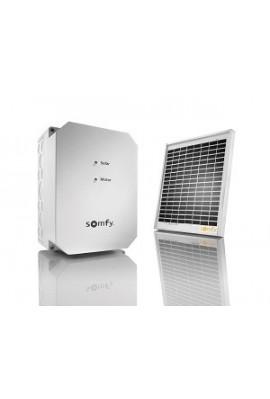 Somfy Pack Solar Set pour portail et portes de garage (so 9015965)