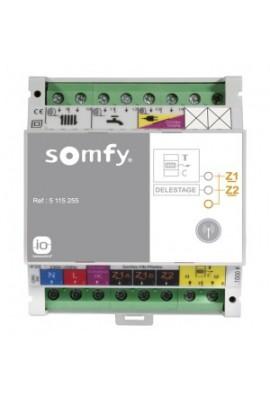 Somfy capteur consommation électrique - effet joule (so 1822451)
