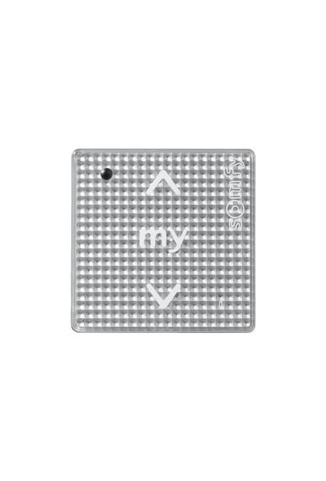 Somfy commande tactile Smoove Uno IB+ silver (so 1811204)