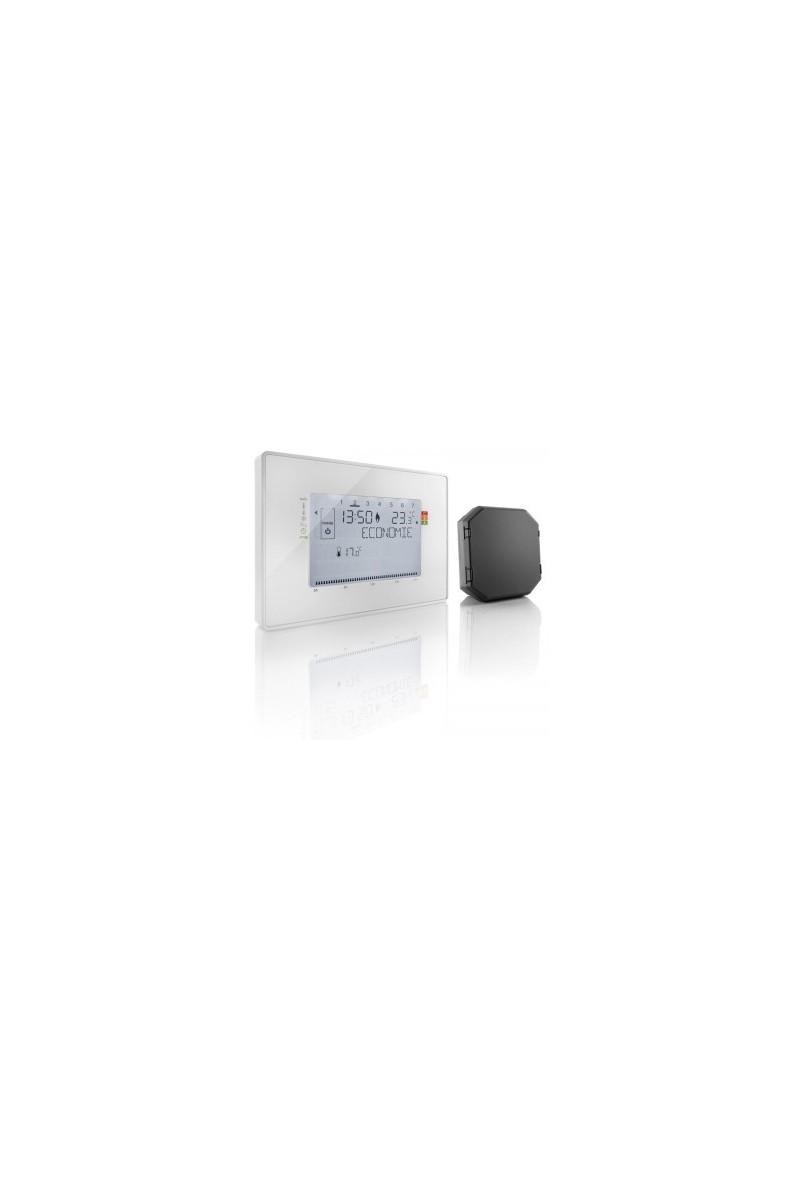 R/écepteur radio contact sec pour thermostat somfy