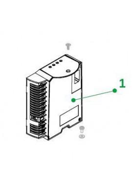 Somfy boitier electronique pour SGA5000, SGA6000, Axovia 220A NS (so 9018504) remplace so 9013307 boîtier électrique RTS pour A2