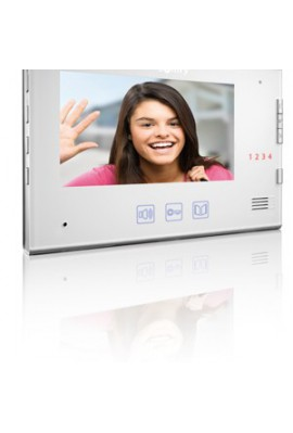 Somfy moniteur visiophone V250/V400/V600 blanc (so 2401251)