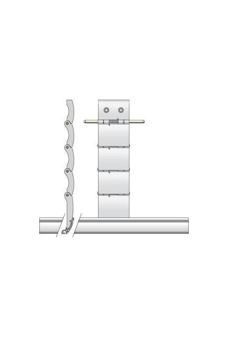 SOMFY Verrou De Sécurité De Volet Roulant Blocksur 4 Maillons (SO 1780113)
