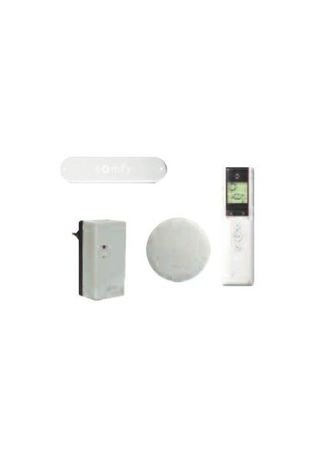 Somfy pack capteurs terrasse io (so 1818257)